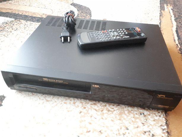 Magnetowid Video Cassette Recorder VR 660VPS BLACK PANTHER Line