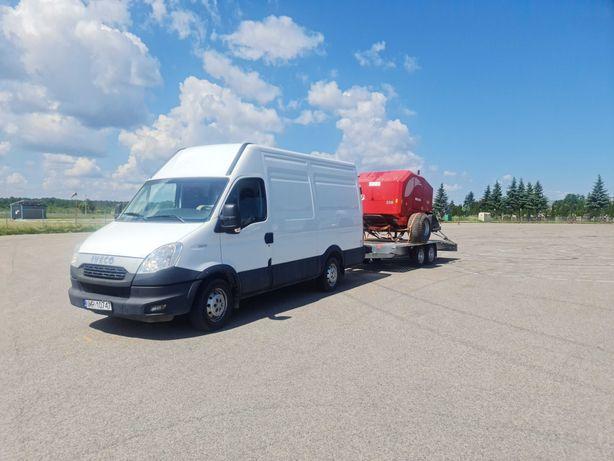 Sprzedam Iveco Massif Bus Iveco daily blaszak 2012 r