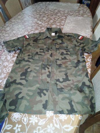 Koszula wojskowa nowa