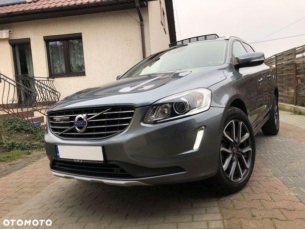 Volvo XC 60 Salon Polska D5 4x4 5 cylindrów 220KM PEŁNE WYPOSAŻENIE FV23%