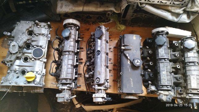 Головка блока 1.4 1.6 1.7 1.8 1.9тд 2.0 8V 16v Renault Megane Laguna