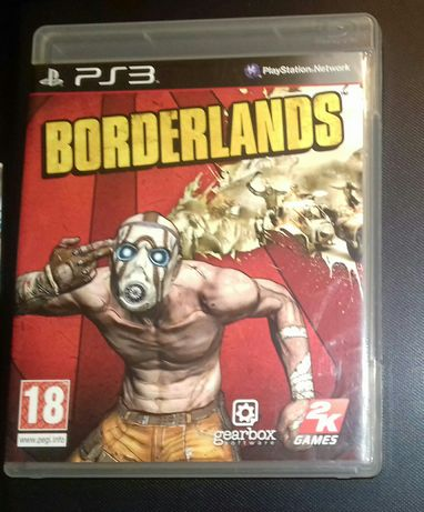 Borderlands Playstation 3