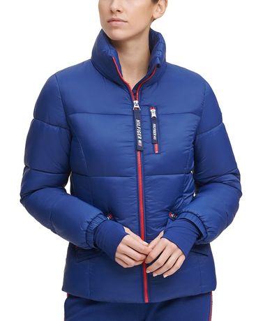 Новая Tommy Hilfiger оригинал куртка Томи,пуховик ,guess,kors,томми