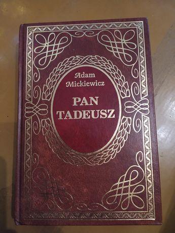 Adam Mickiewicz Pan Tadeusz