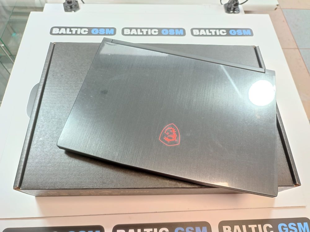 Nowy Laptop MSI GF63 i5 8GB 512GB GTX1650 4GB Gamming