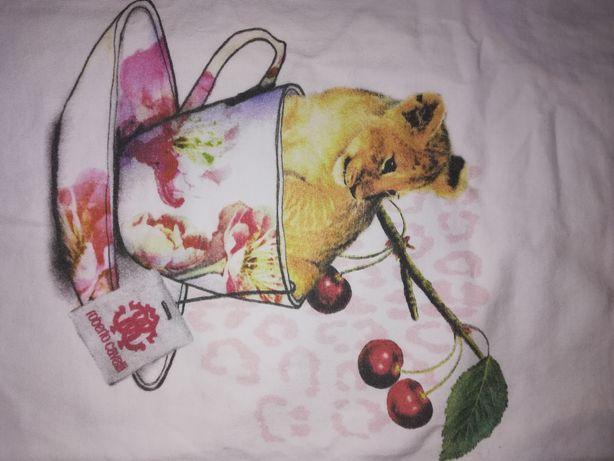 Bluzka koszulka Roberto Cavalli s 166