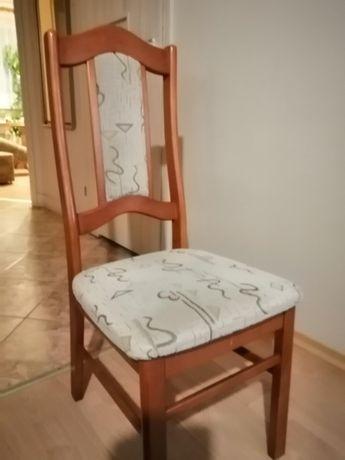 Sprzedam 6 krzeseł pokojowych,drewniane, Włocławek
