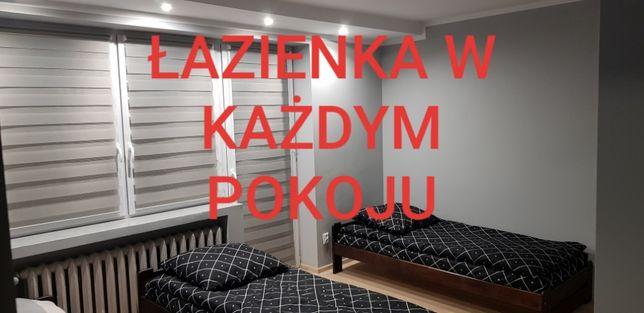 Pokoje z łazien noclegi pracownicze kwatery dla pracownikow firm Płock