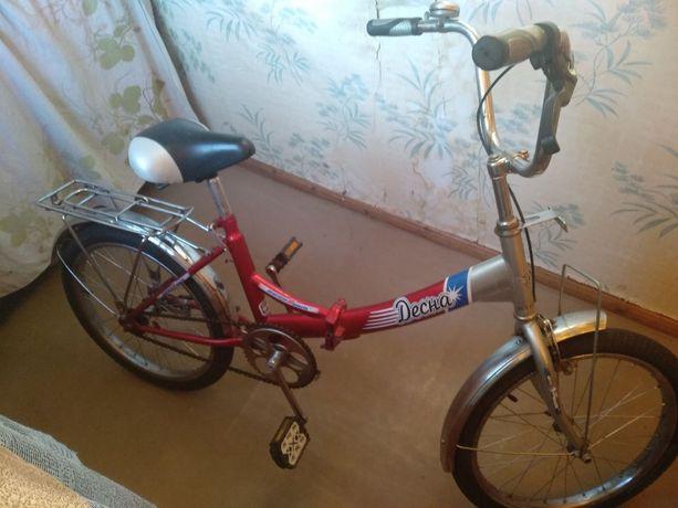 Велосипед Десна продам состояние отличное