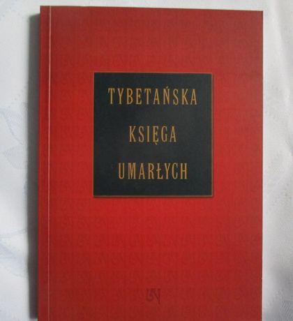 Tybetańska księga umarłych nowa miękka oprawa