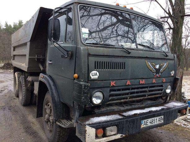 КАМАЗ-55111 срочно продам или обменяю самосвал