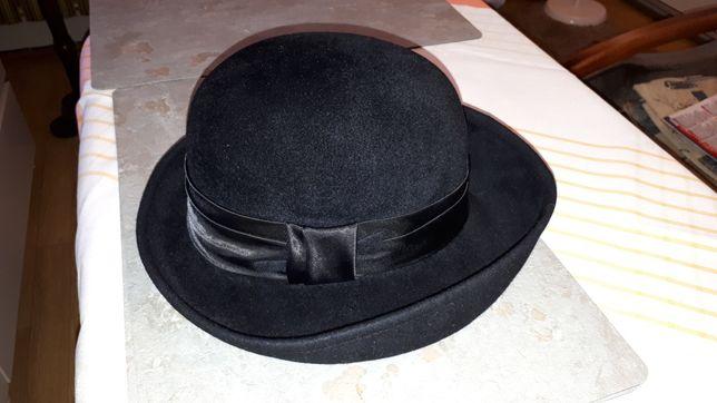 Filcowy filc kapelusz firmowy szyty na zamówienie krk floriańska