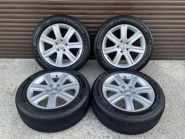Продам Диски с резиной от Lexus ES 350!!! 225/55/ R17