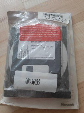Windows NT, orginalnie zapakowany.