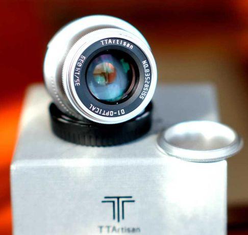 TTArtisan 35/1.4 Fujifilm , Fuji