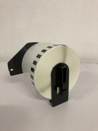 Taśma Brother DK - 22223 do drukarki etykiet z uchwytem 50mm x 30.48m
