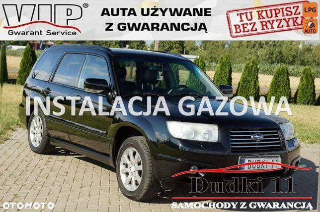 Subaru Forester 2,0b+gaz DUDKI 11 2...