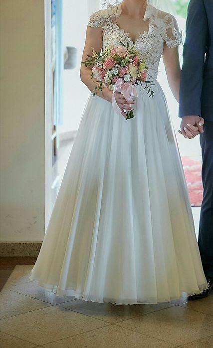 Suknia ślubna Gala Akemi Ivory Dziedno - image 1
