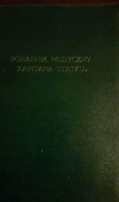 Poradnik medyczny kapitana statku Żukowo - image 1