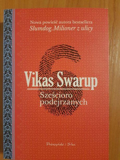 Sześcioro podejrzanych. Vikas Swarup.