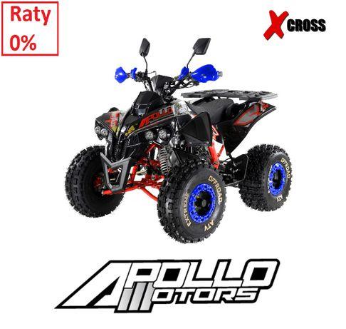 Quad dla dziecka ATV APOLLO AVENGER 125 raty 0% wysyłka