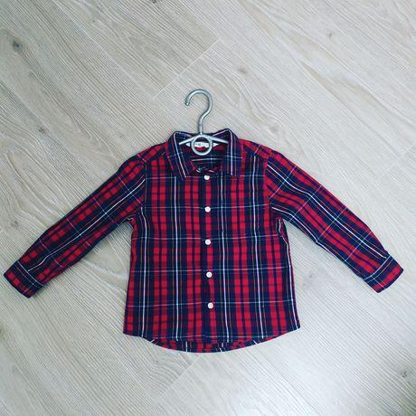Рубашка в клеточку H&M