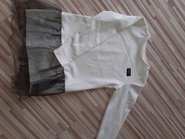 Tunika, sukienka żakiet, bluzka