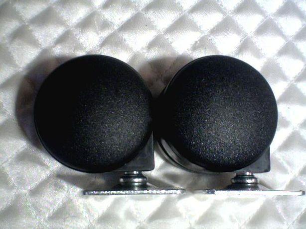 Пара мебельных колес D-50 мм