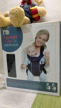 Продам эргорюкзак Mothercare
