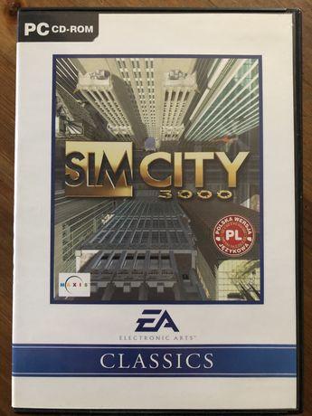 Gra PC Simcity 3000