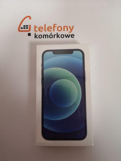 Apple iPhone 12 nowy niebieski gwarancja telefon komórkowy Bałucki