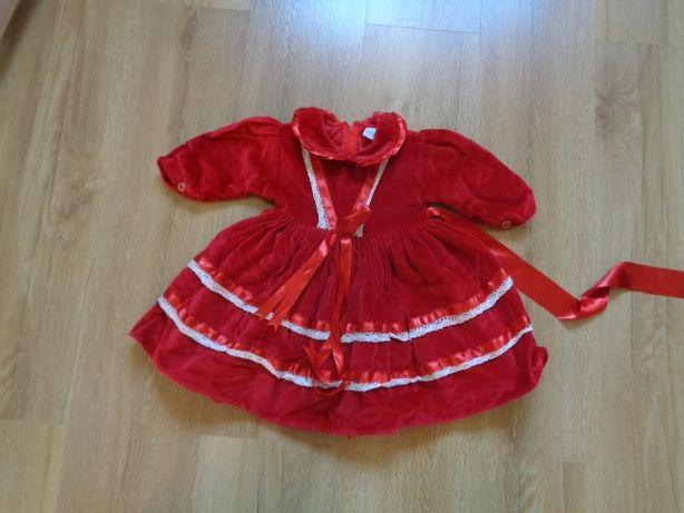 Sukienka, sukieneczka r. ok 80