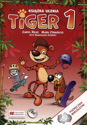 Tiger 1 - książka ucznia, wyd. Macmillan