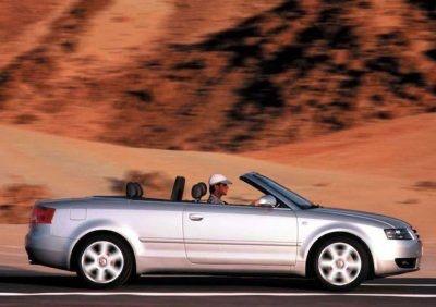 Audi A4 Cabrio Para Peças