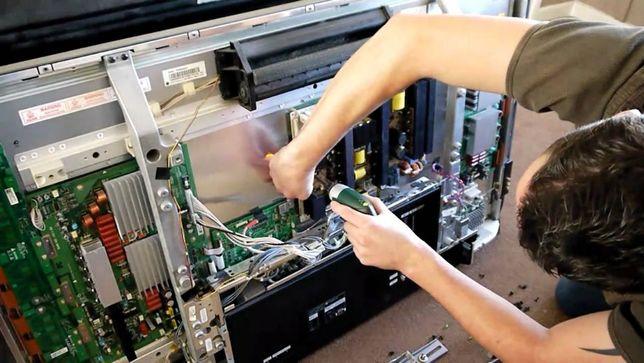 Ремонт телевизоров и аудиотехники