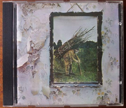 Led Zeppelin – Untitled IV фирменный компакт диск CD