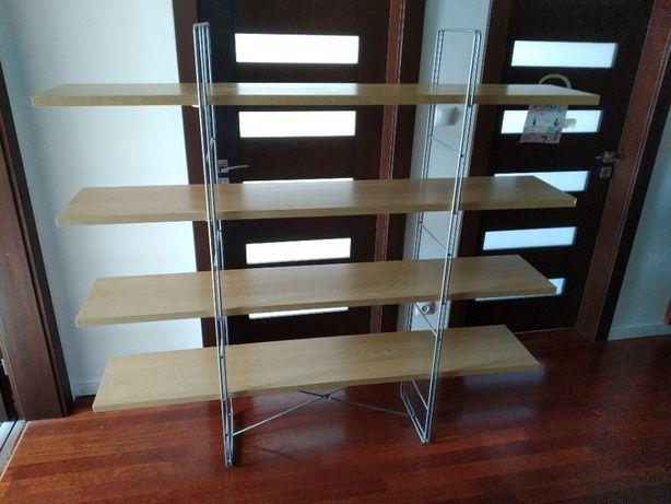 Regał IKEA Enetri 170 x 158 z Polkami
