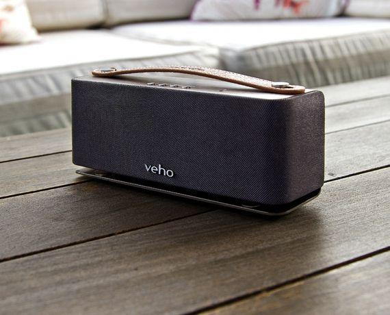 Głośnik Bezprzewodowy Bluetooth Veho MR-7 Retro.