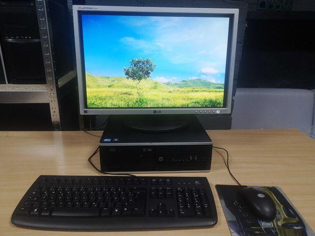 ПК офисный Компьютер Монитор Системный блок AMD Intel Мини ПК HP Dell