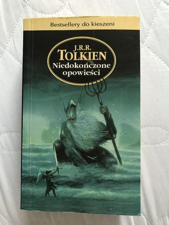 J.R.R. Tolkien Niedokończone opowieści