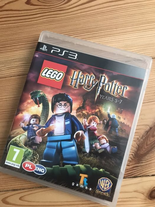 Gra PlayStation3 lego Harry Potter Stargard - image 1
