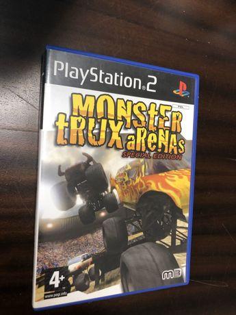 Jogo Playstation2 Monster trux arenas