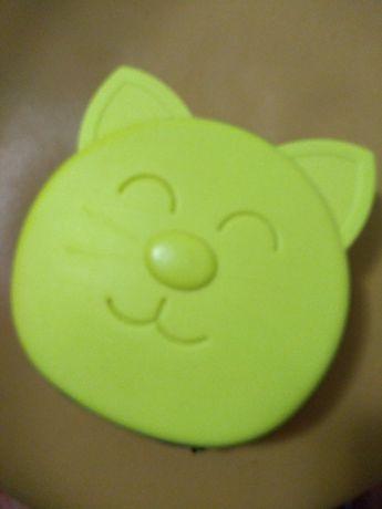 Caixa de CD Gato preto