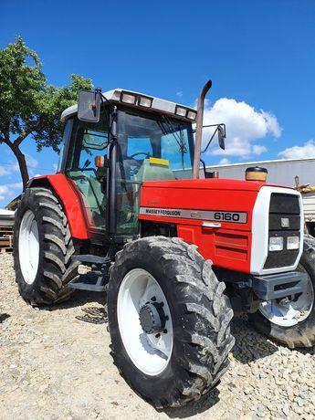 Ciągnik rolniczy Massey Ferguson 6160 klima case jhon deere zamiana