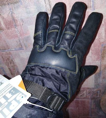 Кожаные мотоперчатки Porelle, Spirit of Biker, XL
