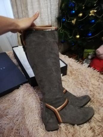 Сапоги сапожки ботинки Albano