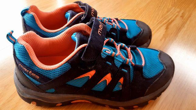 Buty trekkingowe dziewczęce r.35