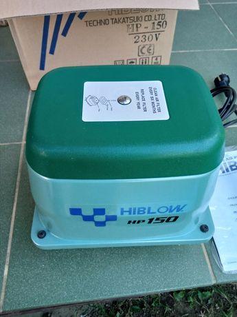 Повітродувка - Компресор мембранний для автономноі каналізаціі HIBLOW