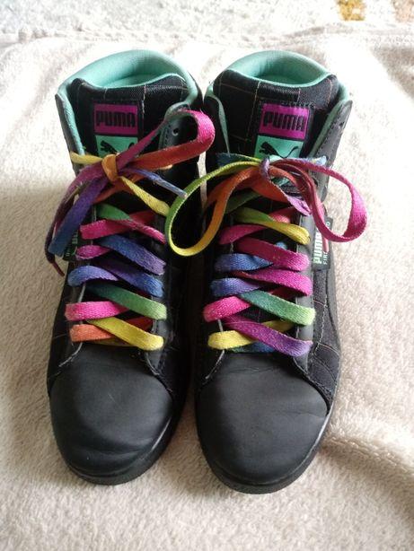 Super Pumy buty na jesień lub wiosnę rozmiar 36