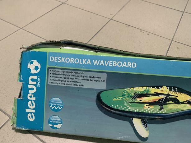 Waveboard Deskorolka